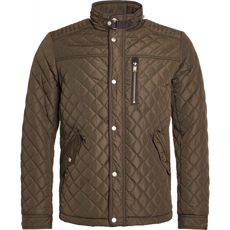 Gesteppte Herrenjacke William – SAKI Sweeden