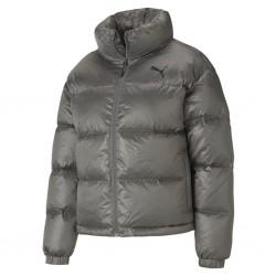 582220 04 Shine Down Jacket PUMA Farbe ultra grey