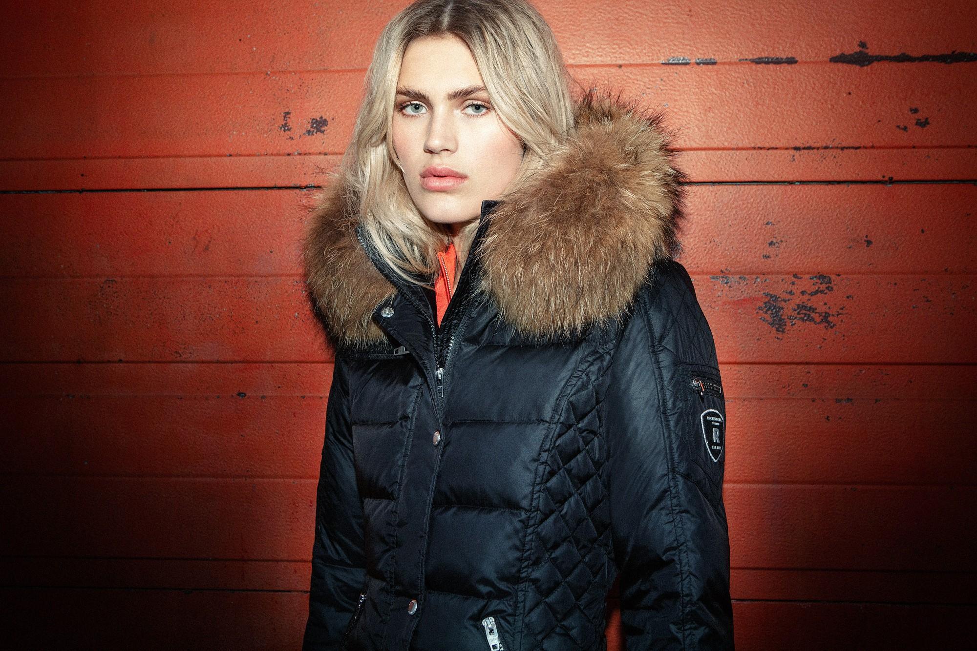 Damen Winterjacken aus Schweden